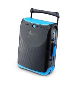 Jurni kofer plavi