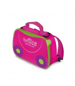 Trunki torba za užinu ružičasta