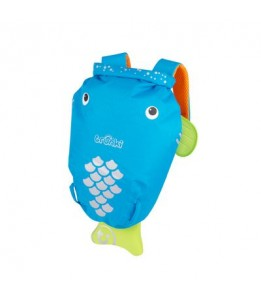 Trunki vodootporni ruksak PaddlePak plavi