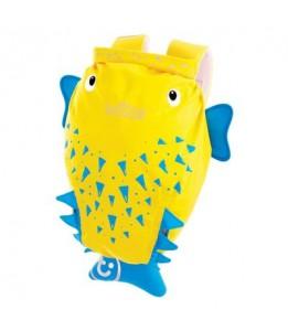 Trunki vodootporni ruksak riba napuhača