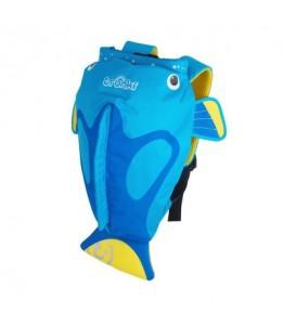 Trunki vodootporni ruksak tropska riba