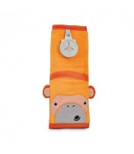 Trunki navlaka za sigurnosni pojas narančasta