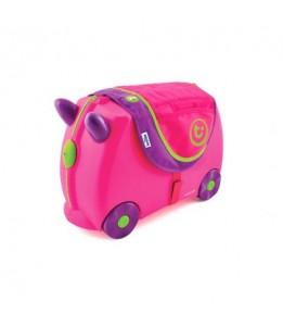 Trunki sedlo torbica Saddle Bag ružičasta