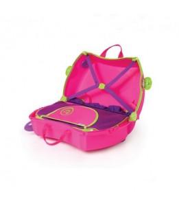 Trunki velika torba Tote Bag ružičasta
