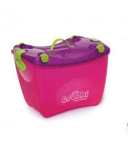 Trunki kutija za igračke i igru ružičasta